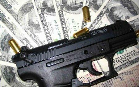 В Петербурге была ограблена касса банка, похители 3 млн рублей В