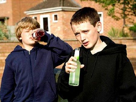 Порно с подростками пьяными