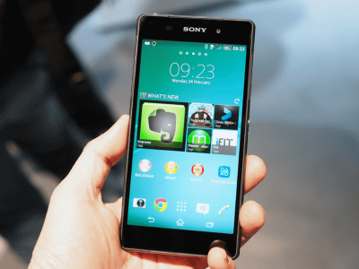 Sony Xperia Z3 Compact �� ������� �����������