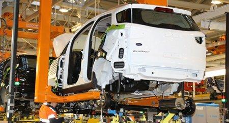 Ford в Набережных Челнах будет собирать конкурента Hyundai Solaris