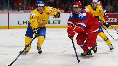 Швеция - Россия 5 мая 2017: прогноз, прямая трансляция матча ЧМ-2017 по хоккею
