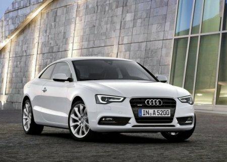 Немецкая компания Audi стала лучшей по продаже люксовых автомобилей в России